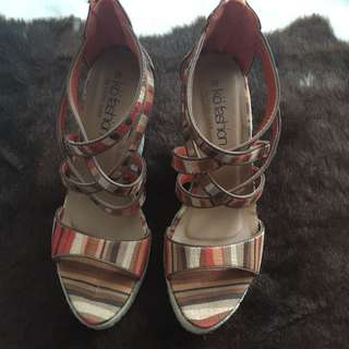Ko Fashion Wedges Size 39
