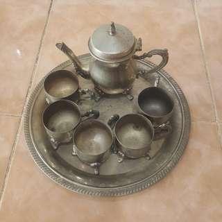 Vintage tea set