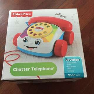 BN Fisher Price Chatter Telephone