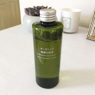 Muji Moist Essence Lotion
