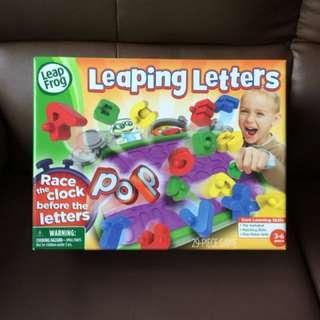 BN Leapfrog Letter Factory