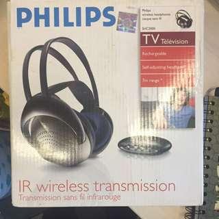 Philips wireless headphone SHC 2000
