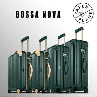 【PAPERPLANE】RIMOWA Bossa Nova Series 870.xx.414 行李箱 皮革 旅遊 旅行