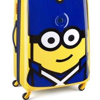 Delsey 別注版 Minions 30 行李喼 Baggage
