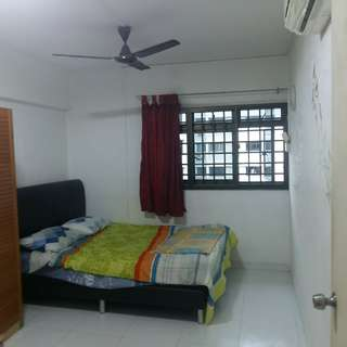 Spacious room for rent(Marsiling)