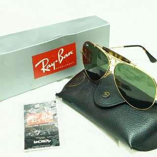 Genuine Ray-Ban Aviator Eyeglasses