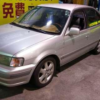 Toyota 特色兒 2000 1.3