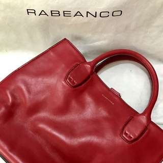 Rabeanco Bag - Red