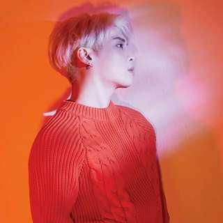 [Non Profit] SHINee's Jonghyun Poet album+limited poster