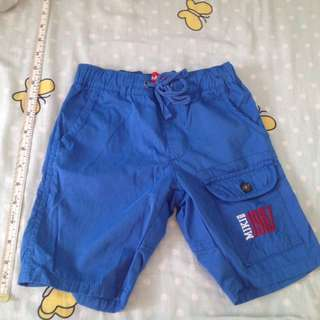 Miki shorts for 3yo