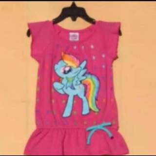 My Little Pony. Shirt Brand New Size Available For 2-4yrs Old