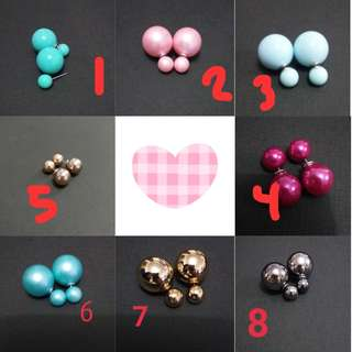 Candy Earring (new)-READY STOCK