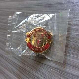 Manchester United Lapel Pin