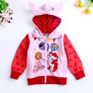 Instock My Little Pony Jackets size 110cm brand new Suitable For 3-4yrs old