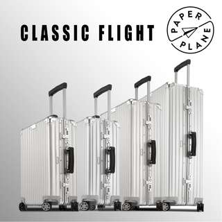 【PAPERPLANE】l RIMOWA Classic Flight Series 971.xx.004 行李箱 旅遊 旅行