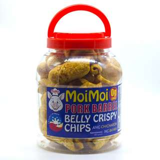 MOIMOI Food Products (Pork Belly Chicharon and Bagnet Chips)