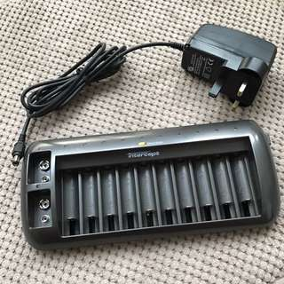 AA x 10 battery charger