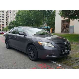TOYOTA CAMRY 2.4  A