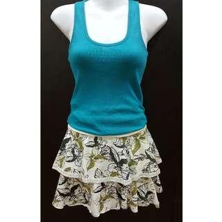 Padini Authentics Printed Mini Skirt