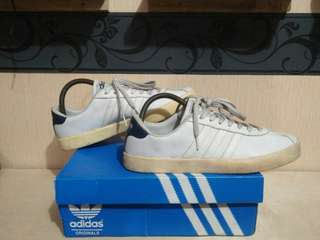 Adidas VL Court White Leather
