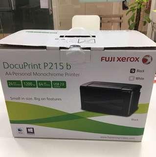 Fuji Xerox Printer P215b brand new