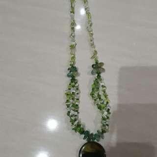 Kalung batu, oleh2 dari martapura
