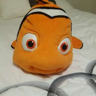 Giant Nemo plush - 30 inches