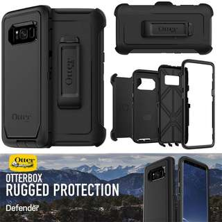 GALAXY S8 OTTERBOX DEFENDER CASE
