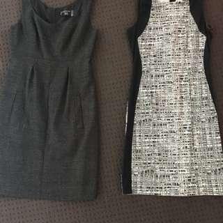 Women's corporate work dresses 6-8