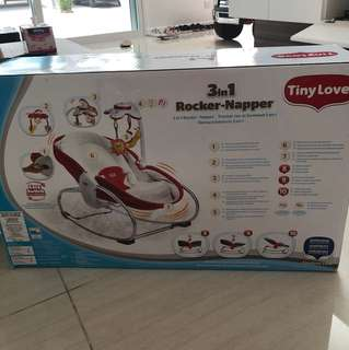 Tiny Love 3in1 Rocker-Napper