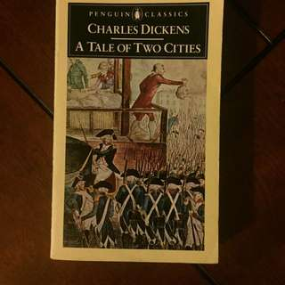 A Tale of Two Cities by Dickens