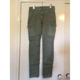 Billabong khaki jeans
