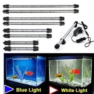 Submersible LED Fish Tank Light