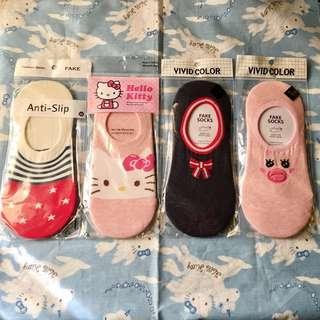🚚 韓國船型襪/隱形襪