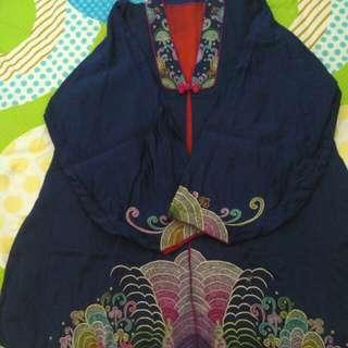 Hanbok korea untuk wanita