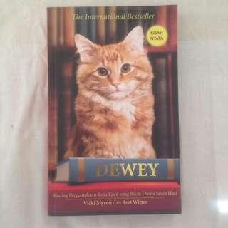 Dewey oleh Vicki Myron dan Bret Witter