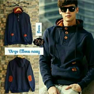 Jacket virgo (navy,hitam)