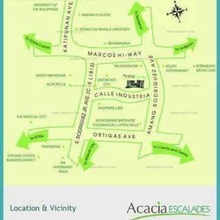 Affordable Condo@ Robinson's Acacia Escalade