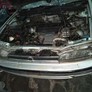 Honda accord SM4 half cut (AT) 01111851827
