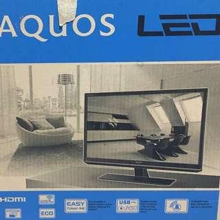 Sharp 32 Inch. LCD TV