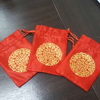Chinese lucky fortune bag