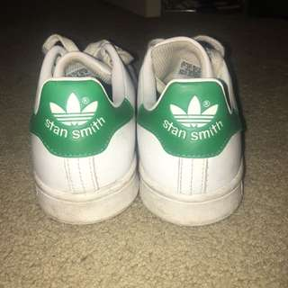 green stan smiths