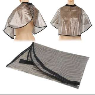 New cape for makeup and hair accessories (waterproof)