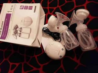REAL BUBEE Double Electric Breastpump