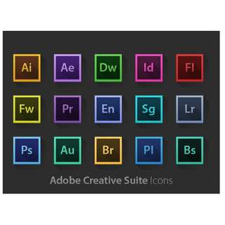 New Adobe All In One 2018 ( LIFETIME )