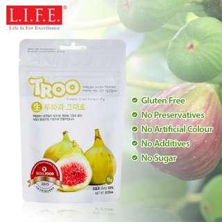 Korean Natural Freeze-dried Fruit (Fig) 韓國天然冷凍乾果 (無花果)