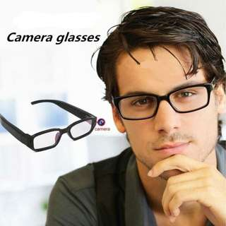 HD 1080P SPY Hidden Camera Glasses DV DVR Eyewear Video Recorder Camcorder Black