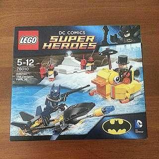 Lego 76010 Super Heroes (Batman: The Penguin Face Off)