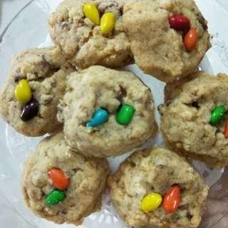cny cookies --crunchy cookies