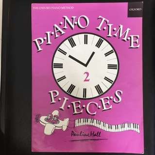 Oxford Piano Time Pieces Grade 2